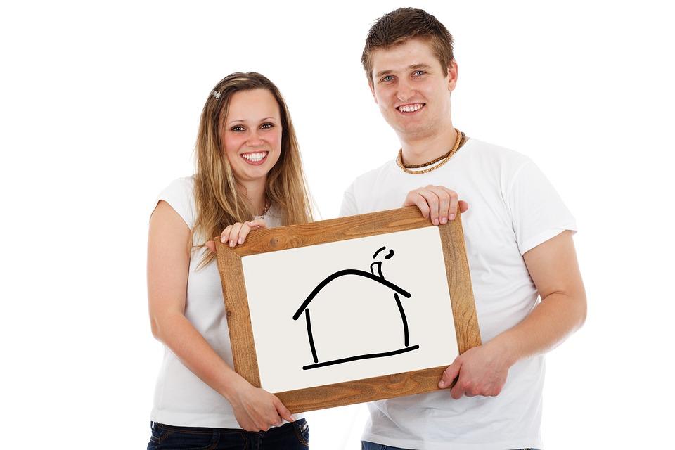 Hypotéka a mladé rodiny