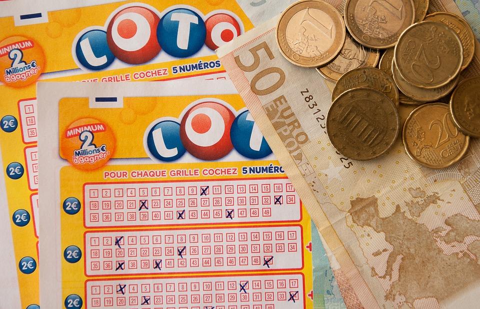 Jak se daní výhry v loterii?