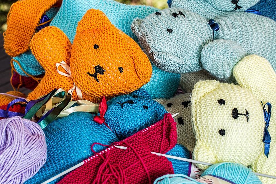 Milujete pletení
