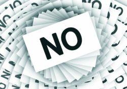 Proč se zamítají žádosti o úvěr?